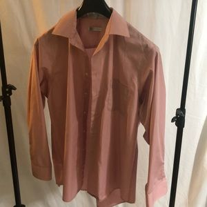 Light pink dress shirt